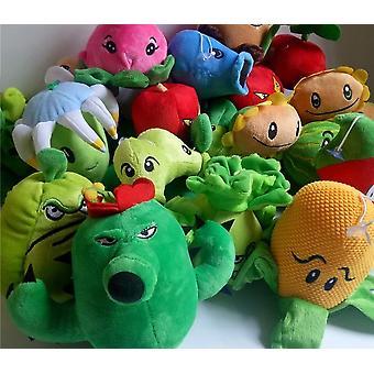 Pflanzen Vs Zombies 2 Drachen Obst gefüllte Spiele Puppe für Spielzeug