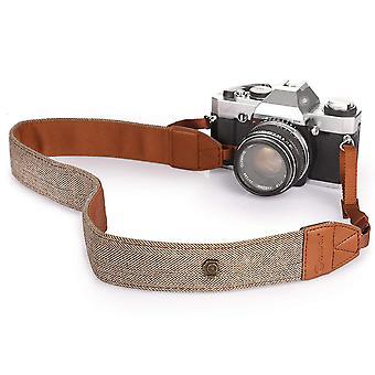 Tarion fotoaparát rameno krk popruh vintage pás pro všechny DSLR fotoaparát nikon canon sony Pentax klasické w wom84905