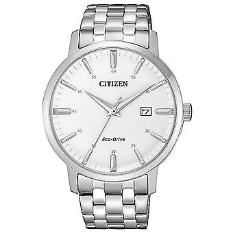Mens Watch Citizen BM7460-88H, Quartzo, 40mm, 5ATM