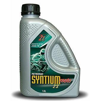 Petronas Sytium Moto 2S 5W-40 Helt syntetisk skoter 2-takts motorolja 1L