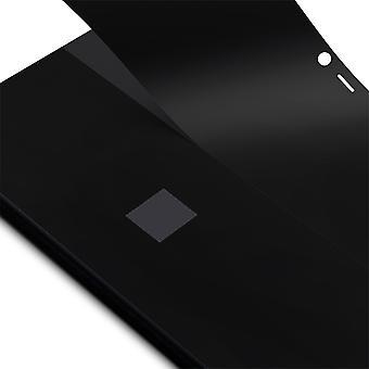 Tablet PC Shell Schutzrücken Film Aufkleber für Microsoft Surface Pro 7 (schwarz)