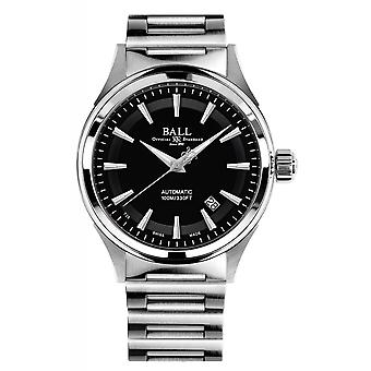 Ball NM2098C-S4J-BK Fireman Victory Wristwatch Black