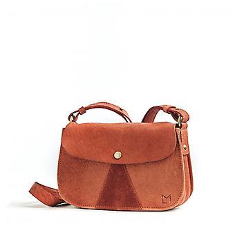 L'Insolent - Terracotta - Bubble Leather