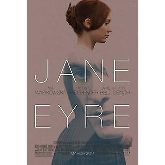 Jane Eyre film plakatutskrift (27 x 40)