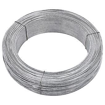 vidaXL Fence Binding Wire 250 m 3.8 mm Steel