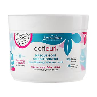 Activilong Acticurl Konditionering Hårvårds mask 250 ml - 8,5 fl oz
