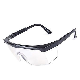 Sicherheitsschutz stoßfeste Windstaubschutz-Schutzbrille