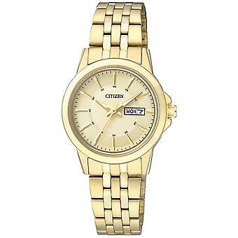 Ladies Watch Citizen EQ0603-59P, Quartz, 28mm, 3ATM