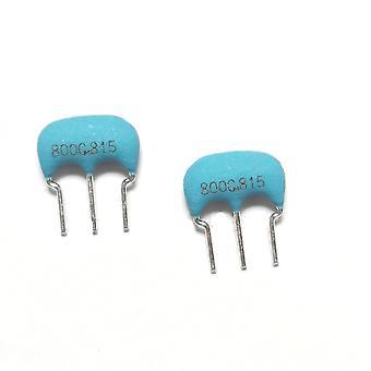 50pcs Murata in-line keramisk krystall oscillator