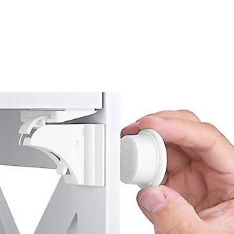 Serrure magnétique de sécurité de protection d'enfants, limiteur de porte d'armoire de tiroir