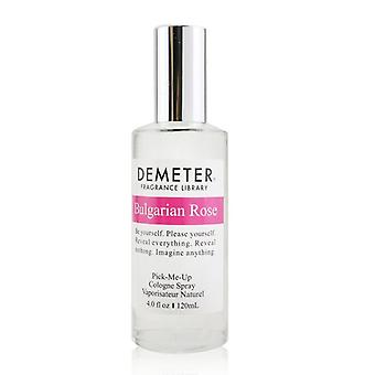 Demeter búlgara rosa Colonia Spray 120ml / 4oz