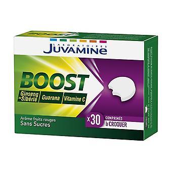 Boost Vitamin C Ginseng Guarana 30 chewable tablets