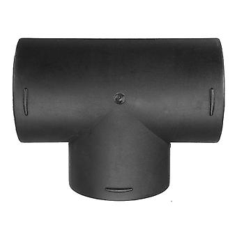 Air Vent Outlet T L Piece Heater Ducting Exhaust Pipe