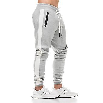 Męskie&S Moda Fitness Spodnie sportowe M64