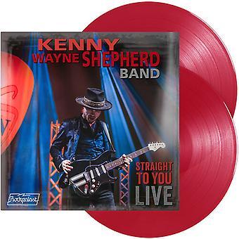 Shepherd,Kenny Wayne - Straight To You: Live [Vinyl] USA import