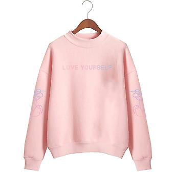 Women Fashion Casual Long Sleeve Pullover