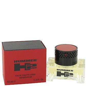 Hummer H2 Eau De Toilette Spray By Hummer 1.3 oz Eau De Toilette Spray