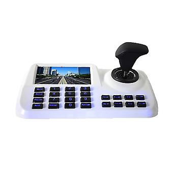 Controlador de teclado de rede Joystick 3d