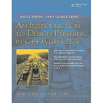 An Introduction to Design Patterns in C++ with Qt 4 (Bruce Perens' Open Source Series)