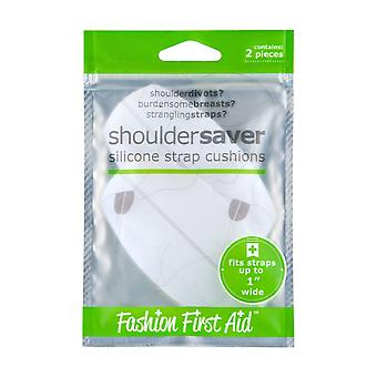 Shoulder Saver: Silicone Strap Cushions