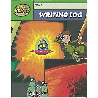 Rapid Writing Writing Log 4 6 Pack by Dee ReidDiana Bentley