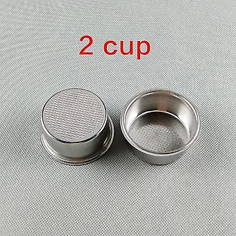 Espresso filtrační koš průměr 60 mm 15 bar kávovar díly