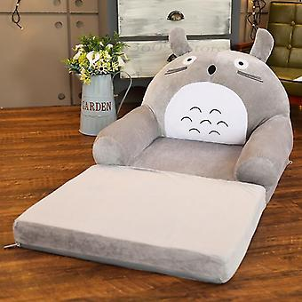 Children Folding Small Sofa Princess Chair Lazy Tatami Single Cushion Can Be