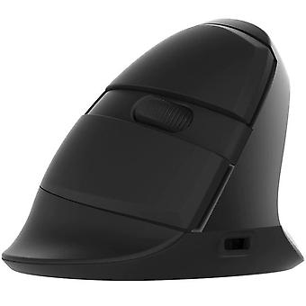 Wireless Game Mouse Vertical Ergonomic Mice(black)