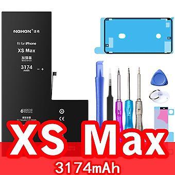 Bateria nohon para iphone, bateria de substituição