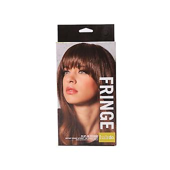 Hairdo Clip-in Fringe Hair Piece - Buttered Toast