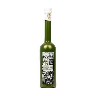 Organic extra virgin olive oil Gourmet Cornezuelo 500 ml of oil
