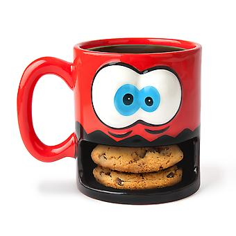 Bigmouth – crazy for cookies mug
