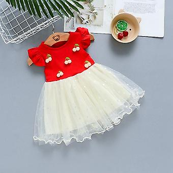 Baby Summer Dress, Lovely Style Dress, Wedding Party Dress