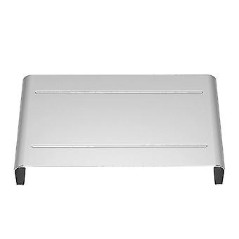 Aluminium display and laptop racks - Silver