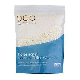 DEO Professional Coconut Pellet Wax - Suitable for Sensitive Areas - 700g