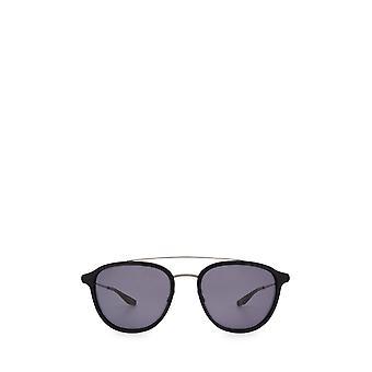 Barton Perreira BP0014 matte black unisex sunglasses