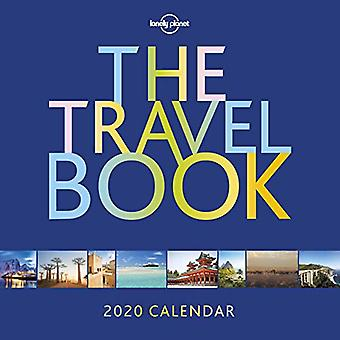 The Travel Book Calendar 2020 (Lonely Planet)