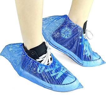 Shoe Covers - Disposable Hygienic Boot Cover For Household, Construction,