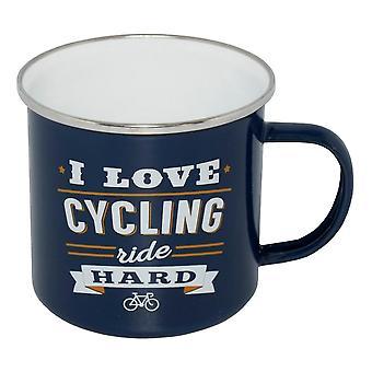 Retro Mug Ciclismo