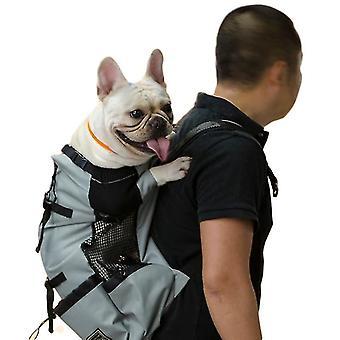 حقيبة الناقل العاكسة القابلة للتعديل لل - خلفية السفر في الهواء الطلق للمشي لمسافات طويلة pl-374