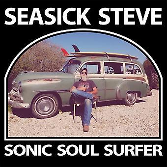 Seasick Steve - Sonic Soul Surfer CD