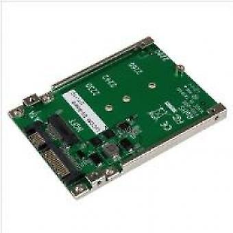 StarTech M.2 SSD - 2,5 tuuman SATA-sovitinmuunnin