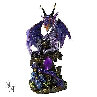Figurilla del dragón de Galeru