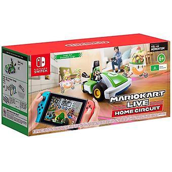 Luigi (Mario Kart) Circuito Ao Vivo para Nintendo Switch