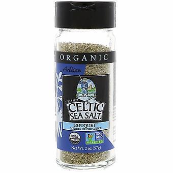 Celtic Sea Salt Organic Herbs De Provence SeaSalt, 2 Oz