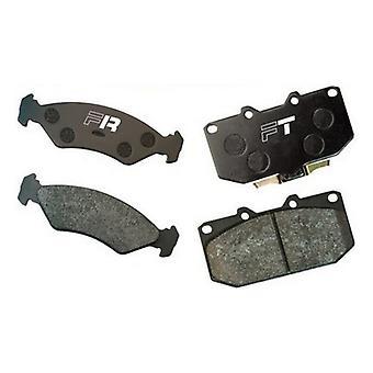 Plaquettes de frein Black Diamond PP701 Ventilé Frontal