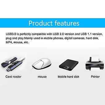 High Speed Extension Cable Usb 3.0 Male To Female Extension Data Sync Cord