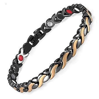 Twisty Women Magnetic Healthy Bracelet Stainless Steel
