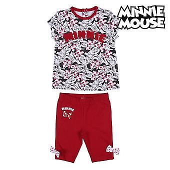 Set of clothes Minnie Mouse Red