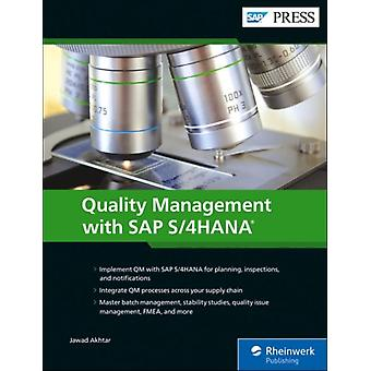 Quality Management with SAP S4HANA by Jawad Akhtar